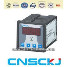 SCD914U-8X1 square48*48 digital single phase AC voltmeter