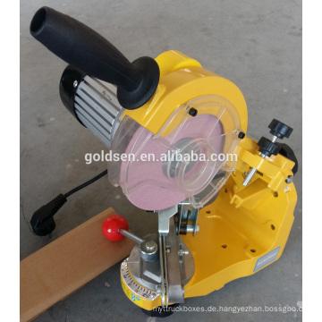 145mm 230w Professionelle Leistung Chainsaw Kette Schärfen Schleifer Maschine Werkzeuge Elektrische Sägewerk Blade Sharpener