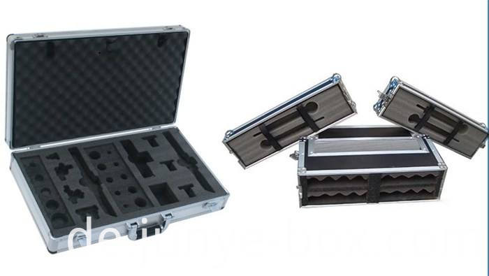 Aluminum Alloy Trolley Case