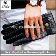 High quality cheap custom german leather gloves