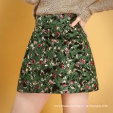 Женщины Моды Оптовая Дамы Мини Платье