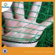 Venta caliente de plástico tejida ext fuerte anti red de aves con precio bajo