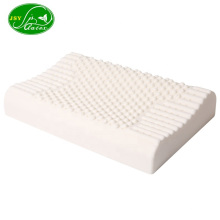 Wholesale Home Comfortable Natural Latex Pillow Support Bed Pillow with Box
