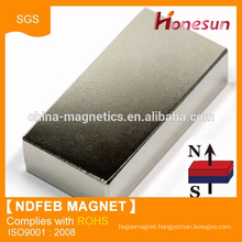 Industrial magnet china mmm 100 mmm permanent magnet