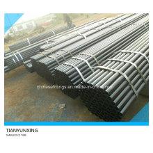 Tubos de acero al carbono sin costura St35.8 para caldera