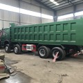 Shandong Used Truck 8x4 Tipper