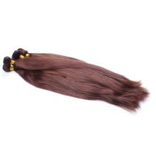 Шелковистой индийский Реми прямые человеческие волосы