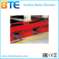 ISO9001 Adjustable Mobile Stationary Hydraulic Lift Table with Best Price