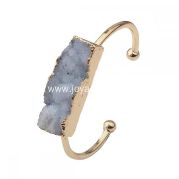 High Quality fashion Cube Natural Crystal Bracelet Hot in 2016