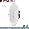 10 Zoll LED Downlights Büro Hotel Beleuchtung