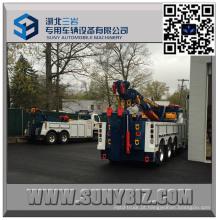 Caminhão de reboque resistente de 50 toneladas do rotador deslizante