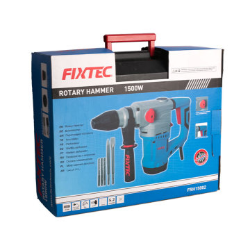 Perceuse à percussion rotative FIXTEC 1500W