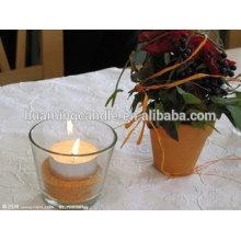 Ароматизированная свечная свеча производитель / ароматические свечи со стеклянной банкой / стеклянные свечи