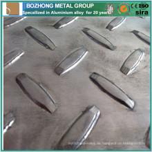 Mehr als 10 Jahre Hersteller aus China Anti-Slip 2117aluminium Karierte Platte mit Best-Preis