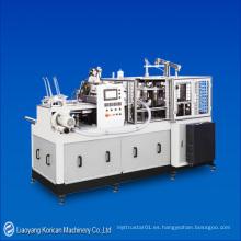 (KD-LC120-3600A) Caja de los tallarines / caja de la comida de papel / papel de helado que hace / formando la máquina