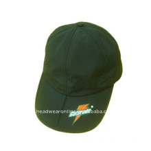 6 pannel sports cap with embroidery logo