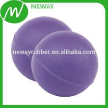 Fácil directo de venta Personalizar Bola de goma de 8,1 mm