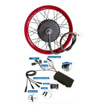 USA Free Shipping Electric Bike Conversion Kit 5000w Electric Bike Motorcycle Conversion Kit 5000w USA