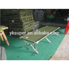 Portable camping folding bed with 210D carrying bag