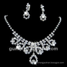 new desgin wedding jewelry set