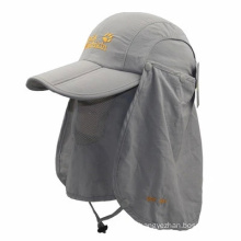 Can Fold Fishing Hat Use for Fishing or for Baseball