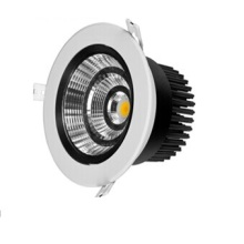 Ce RoHS COB Bridgelux LED Downlight
