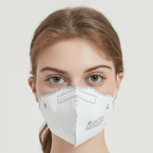Protective Disposable Respirator Face Mask 5Ply Kn95 Mask
