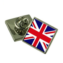 United Kingdom Flag Enamel Pins Made By Iron