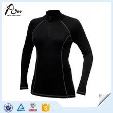 Тренировка типа женщин с подогревом теплового длиннего нижнего белья