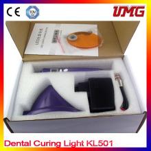 China Dental Equipment Mini LED de curado dental de luz