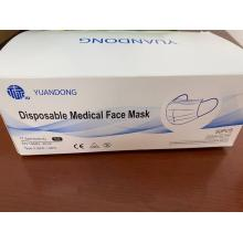 Cheap Price High Quality 3ply Disposable Face Mask