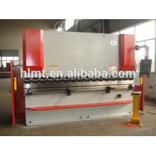 WC67K máquina de freio de imprensa hidráulica CNC de alta qualidade da máquina