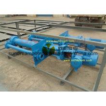 Résistance à la corrosion Pompe submersible / Pompe submersible anti-corrosion
