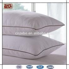 Heißer Verkauf mit Pipping Design Billig Großhandel Polyester Faser Kissen