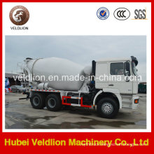 HOWO A7 6X4 300HP Concrete Mixer Truck