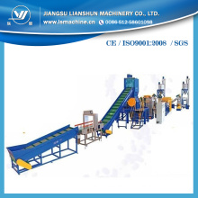 New Style Pet Bottle and Flake Recycling Machinery with Preferential Price