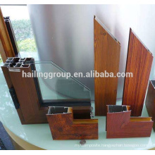 Africa Ethiopia Powder Coating Silver Anodize Z Profile Aluminium