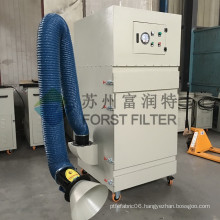 FORST Industrial Laser Fume Extractor Filter Welding Machine Dust Collector                                                                         Quality Choice