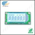 Gráfico industrial monocromático LCM da exposição 128 * 64 do LCD do controle industrial da roda denteada