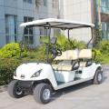 Ce aprovou 4 assentos rua legal carrinho de golfe para venda (dg-c4)