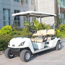 Ce Approved 4 Seats Street Carrito de golf legal en venta (DG-C4)
