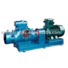 2W.W horizontal twin screw pump