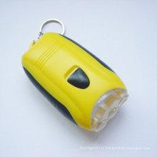Crank Dynamo Flashlight (14-1C2715)