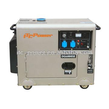 5kw Silent diesel generation equipment