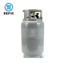lpg gas cylinder prices large production steel material propane cylinder cooking and heating use