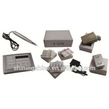 Professional Permanent Makeup Tattoo Kits With LCD Power Supply eyebrow makeup kit