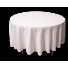Customized 220GSM 100% Polyester Table Cloth Fabric Cheap Wholesale