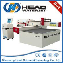 Niedriger Preis von 1500mm * 2000mm Marmor Wasserstrahl Schneidemaschine