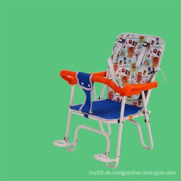 Hochwertiger Aktienkurs Baby Sitz für Motorrad, Baby Fahrrad Sitz, Fahrrad falten Kindersitz in hinten