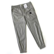 Joggers de pantalones largos de hombre al por mayor con bolsillos grandes